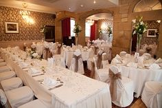 The coach house suite... Our beautiful wedding reception room x