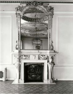 A Pair Of Marble Chimneypieces Possibly Designed By William Kent. Modern FireplacesFireplace  MantelsFire ... Part 86