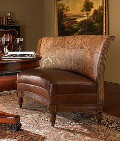 Century Furniture - Infinite Possibilities. Unlimited Attention.® Marisol Banquette 3901