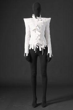Margiela / Paper dress