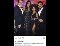 New Year's Eve 2017 -- How Stars Celebrated! | TooFab Photo Gallery