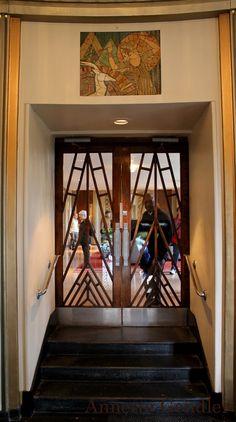 art deco doors - Google Search