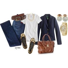 """""""Wearing 8/3/12"""" by ej914 on Polyvore"""