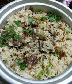 Tasty Rice Recipes, Baby Food Recipes, Indian Food Recipes, Chicken Recipes, Cooking Recipes, Tastemade Recipes, Asian Fish Recipes, Malay Food, Spicy Dishes