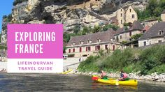 A guide to help you Explore France