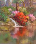 Cascading Through Color by rooze23 on deviantART