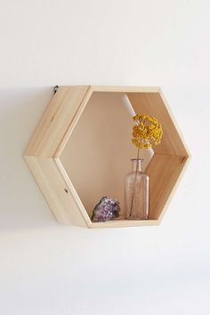 Honeycomb Wood Shelf ($49): http://www.urbanoutfitters.com/urban/catalog/productdetail.jsp?id=34950972&category=A_DECORATE_STORAGE