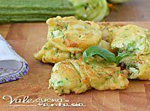 Frittelle ricotta e zucchine ricetta veloce
