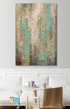 Designer Room Art Inspiration- Hebrews 4:12. Where Are You God? Large Textured Limited Edition canvas art. Hand ultra-embellished with brush strokes. Signed/numbered by artist Mark Lawrence.
