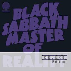 """Ripubblicazione in edizione deluxe su doppio CD dell'album dei #BlackSabbath intitolato """"Master Of Reality""""."""