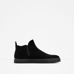 CASUAL CHELSEA ANKLE BOOTS-SHOES-MAN-SALE | ZARA Spain