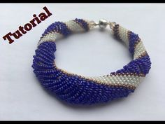 How to make Dutch spiral bracelet (TUTORIAL) - YouTube