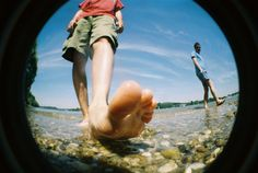 Shoot like a Metro-Savvy Gnome with the Fisheye - Lomography