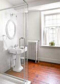 Farmhouse Bathroom By Rikki Snyder