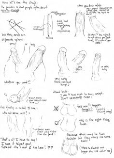 How to draw a pussy! But, no… A wonderous fuck-ton of penis and ass references. And please, for the love of god… the first image was an ice-breaker for whomever might not be able to handle the pein. Swallow your complaints with a Cialis and scroll by...