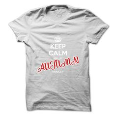 Keep Calm And Let AUTUMN Handle It T Shirts, Hoodies. Check price ==► https://www.sunfrog.com/No-Category/Keep-Calm-And-Let-AUTUMN-Handle-It-5702587-Guys.html?41382 $19