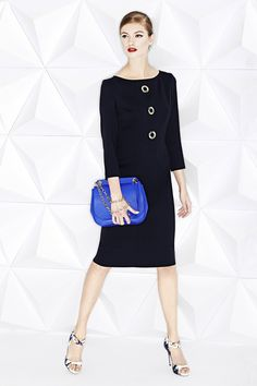 Classic. Escada | Resort 2015 Collection | Style.com