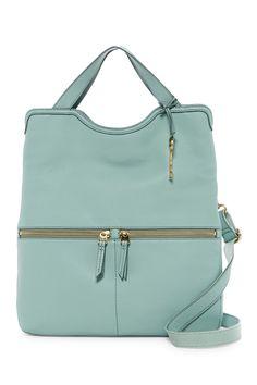 Erin Leather Shoulder Bag