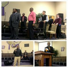 We Believe Inc mens conference!