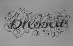 ... Maybe Fav Tattoo Blessed Tattoos First Tattoo Tattoo Designs