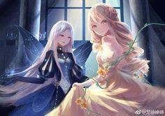 Nikki fanarts Anime Fantasy, Fantasy Girl, All Anime, I Love Anime, Beautiful Anime Girl, Manga Art, Anime Art, Manga Anime, Chicas Anime