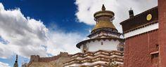 Tibet Gruppenreise zur Erkundung der kulturellen und landschaftlichen Vielfalt von Tibet.