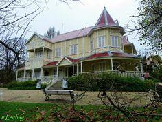 Centro cultural Villa Victoria, lugar que fuera la casa de  veraneo de la escritora Victória Ocampo costuída en 1912, en la Costa Atlántica, Mar del Plata, prov. de BsAs, Argentina