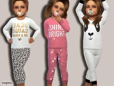 - 3 Designs Found in TSR Category 'Sims 4 Toddler Female' Toddler Cc Sims 4, Sims 4 Toddler Clothes, Sims 4 Cc Kids Clothing, Sims 4 Mods Clothes, Toddler Outfits, Kids Outfits, Boy Clothing, Children Clothing, Toddler Fashion