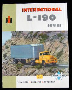 International L-190 Series