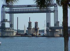 Bridge of Lions, St. Augustine, Florida (FL), USA