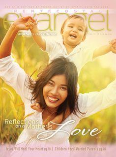 Pentecostal Evangel Magazine. I so love this subscription.