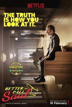 Better Call Saul (2016) Season 2, 10 Episodes | 47min | Crime, Drama | AMC, Netflix | ベター・コール・ソウル シーズン2 全10話