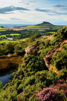 Roseberry Topping, North Yorkshire, England by Dorcas Eatch LRPS on Flickr