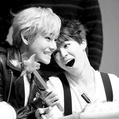 ᴛᴀᴇʜʏᴜɴɢ ᴀɴᴅ ᴊɪᴍɪɴ ♡ | they're so cute it's unreal