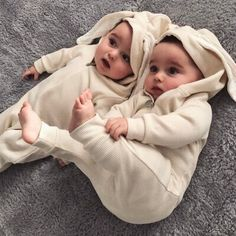 Twin bunnies. ❣Julianne McPeters❣ no pin limits