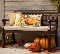 Amazing Pottery Barn Fall/Halloween Halloween Crow Outdoor Pillow, NWT   Pottery  Barn Fall And Crows