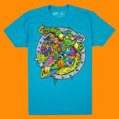 Electric Zombie 'Plunger' T-Shirt