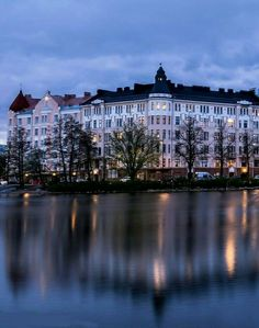 Helsinki, Finland by suraj_knair Lappland, The Places Youll Go, Places To Visit, Visit Helsinki, Baltic Cruise, Finland Travel, Europe On A Budget, Cities, Scandinavian Countries