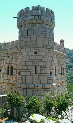 Moussa Castle, Lebanon http://www.moussacastle.com/index.php?lang=en