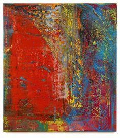 Gerhard Richter, A.B., Still (1986). Estimated at $20–$30 million. Courtesy Sotheby's.