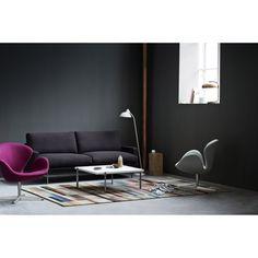 Swan™ chair in Milani fabric