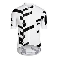 #Rapha pro team aero cycling #jersey #white / black data print medium & large bnw, View more on the LINK: http://www.zeppy.io/product/gb/2/281988055128/