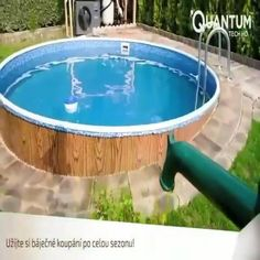 Homemade Swimming Pools, Homemade Pools, Small Swimming Pools, Swimming Pools Backyard, Swimming Pool Designs, Pool Landscaping, Swimming Pool Prices, Portable Swimming Pools, Usa Swimming