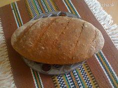 Špaldový celozrnný chlieb Bread Bun, Bakery, Zdravo, Cooking, Buns, Food, Kitchen, Bread Store, Kochen