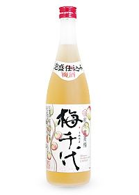 Umechiyo, Made from 100% ripe Nankoubai plum from Kishu