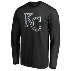 Kansas City Royals Taylor Long Sleeve T-Shirt - Black - $29.99