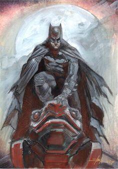 Bat sketch by LucaStrati on @DeviantArt