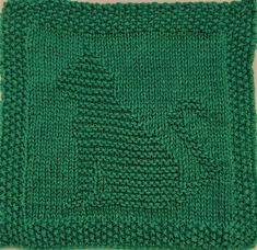 Ravelry: Cat Square pattern by Daisy and Storm