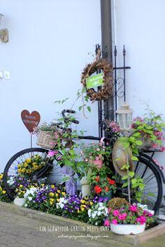 Ein Schweizer Garten: Zu Besuch bei....HAPPY SONNE