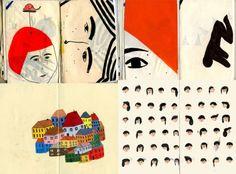Mia Christopher Sketchbooks